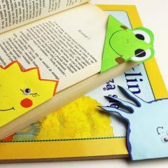 Zakładka do książeczki dla malucha – pomysł na zabawę DIY